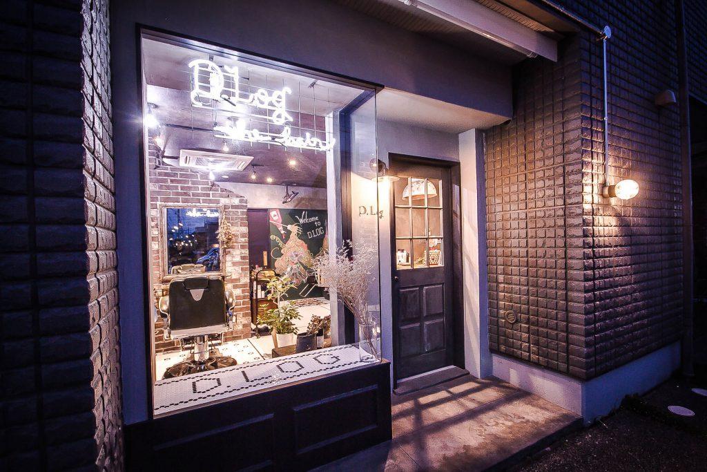 美容室 工務店 空間デザイン 施工 建築 ビルドフジタ - 奈良 大阪 神戸(兵庫) 京都 和歌山 滋賀 三重